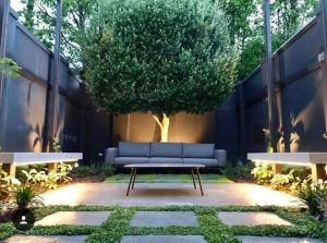 Garden Landscape Design After Image