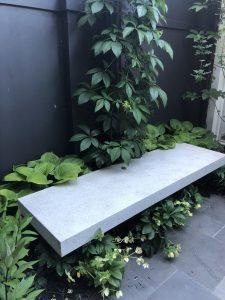 Garden Floating Bench