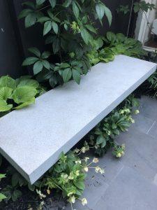 Floating Bench for Garden