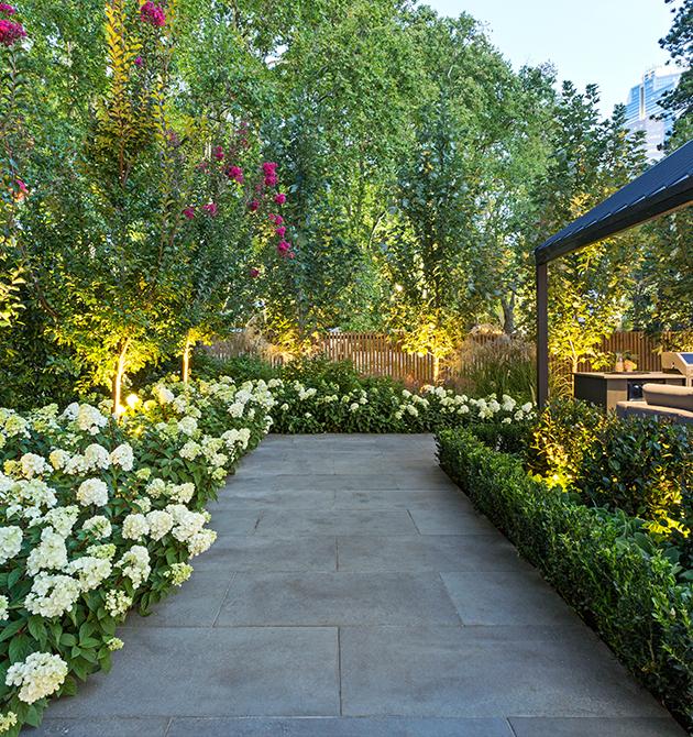 garden pavement